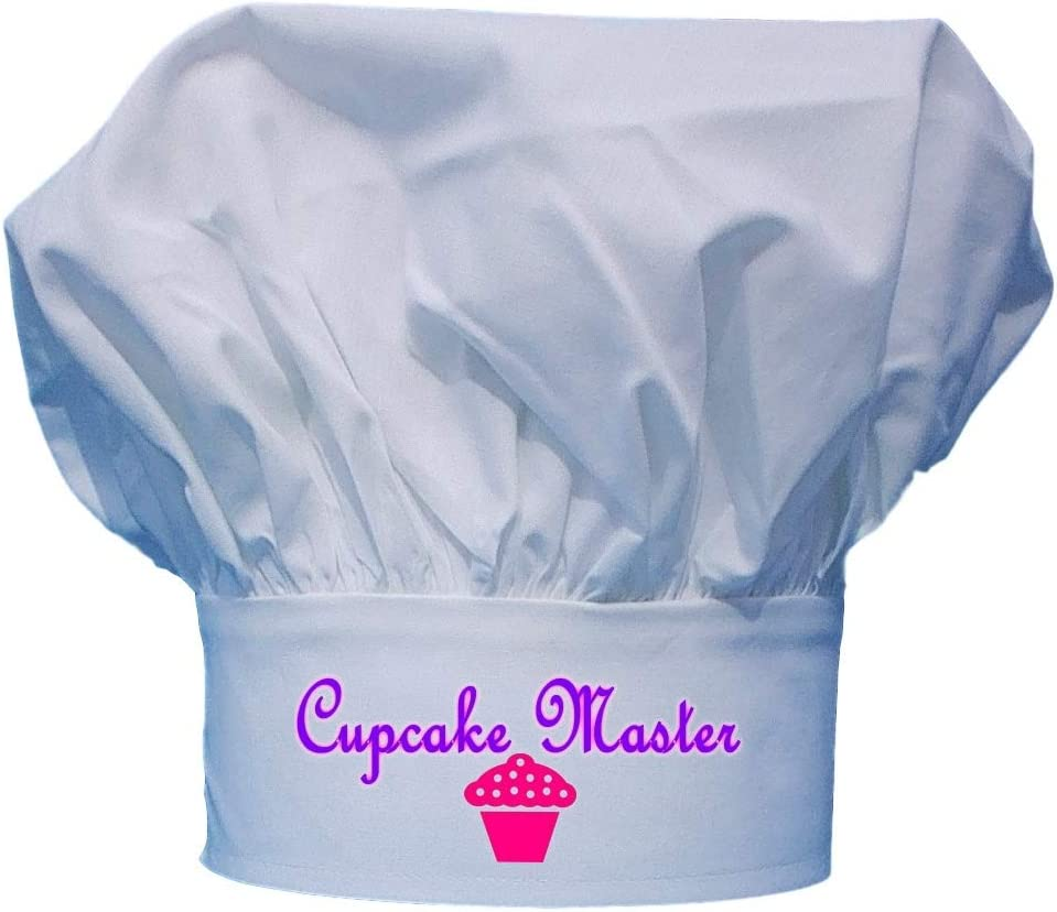 Cupcake Master Pastry Chef Hats Baking Toques