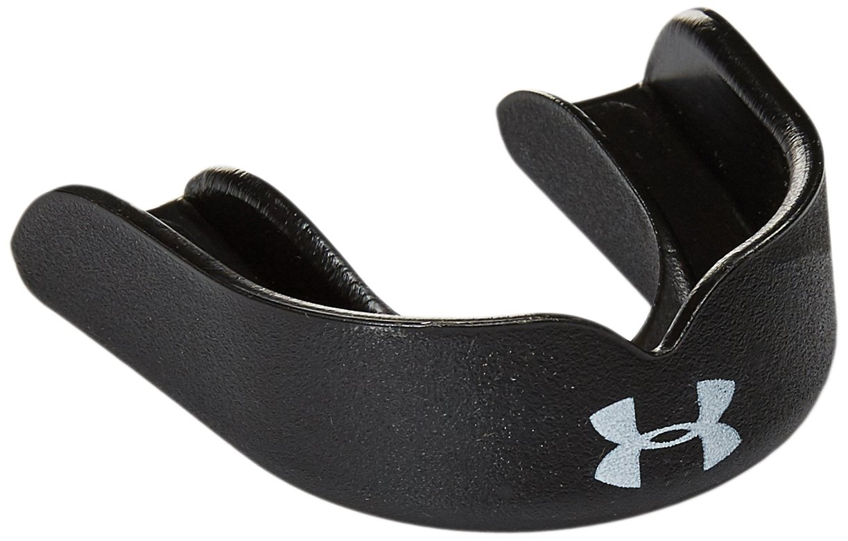 Under Armour mouthwear armourfit bajo perfil UA aros bucal - R-1-1403-A, Negro