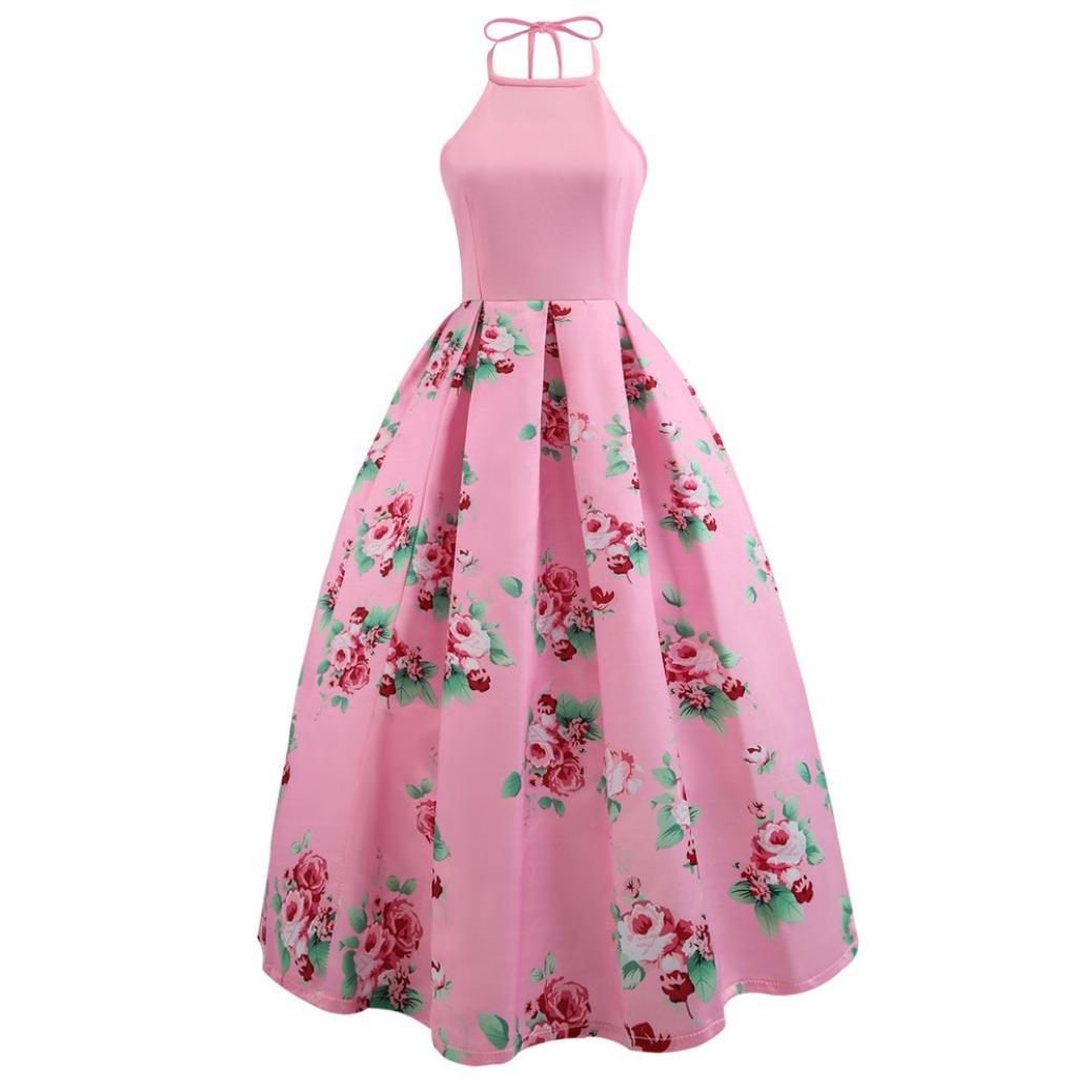 Vestidos largos de fiesta para bodas 2018, VENMO Sexy mujeres floral ...