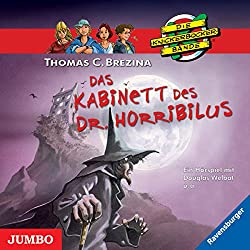 Das Kabinett des Dr. Horribilus (Die Knickerbocker-Bande 11)