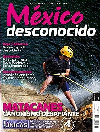 México Desconocido September 1, 2017 issue
