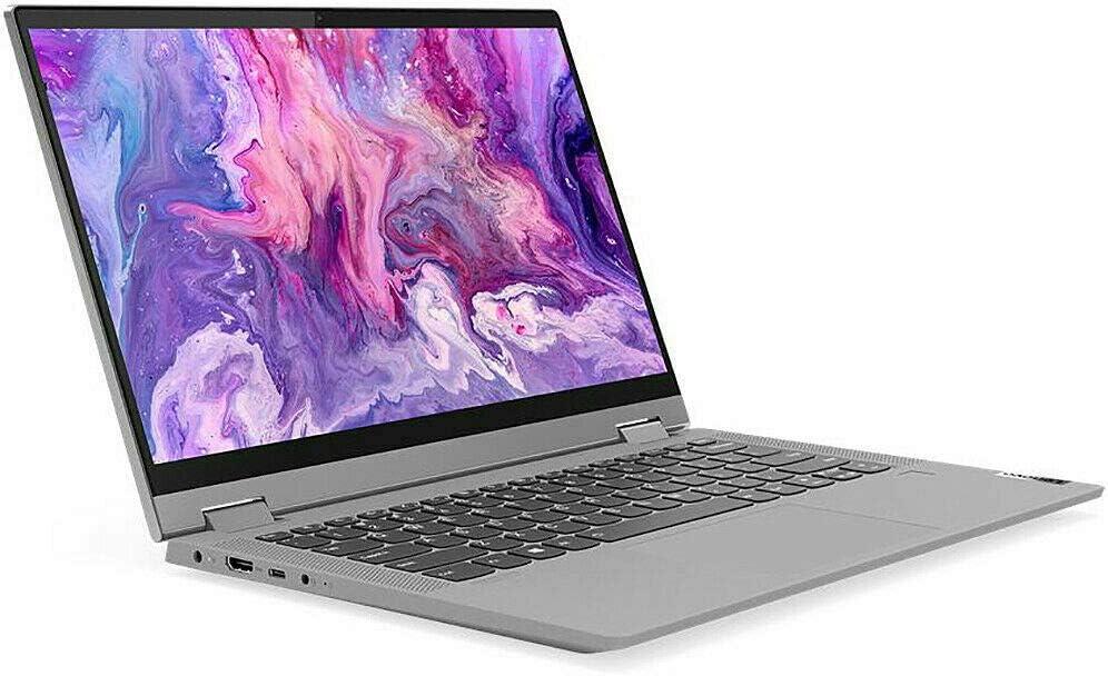 "Lenovo Flex 5 14ARE05 2-in-1 Laptop, 14"" FHD (1920 x 1080) Touchscreen, AMD Ryzen 7 4700U, 8GB RAM, 512GB SSD, Windows 10"