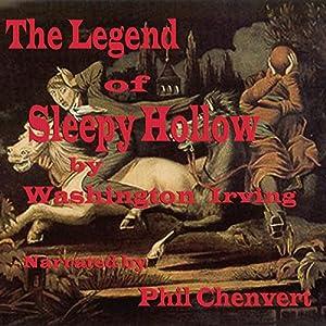 The Legend of Sleepy Hollow Audiobook