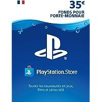 Carte PSN 35 EUR   Compte français   Code PSN à télécharger