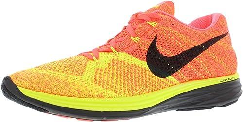 Nike Flyknit Lunar3 - Zapatillas de Running y Entrenamiento para ...