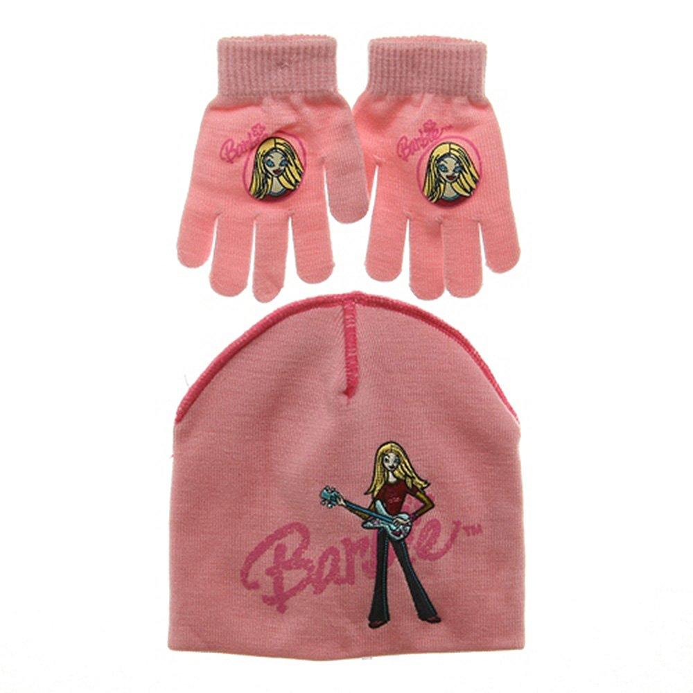 Barbie Beanie-Pink bc027yh-Pink-osfm