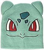 BIOWORLD Pokémon Bulbasaur Knit Beanie Cap Hat teal One Size