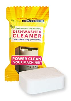 PrimeHousehold 15 Tablets Dishwasher Cleaner