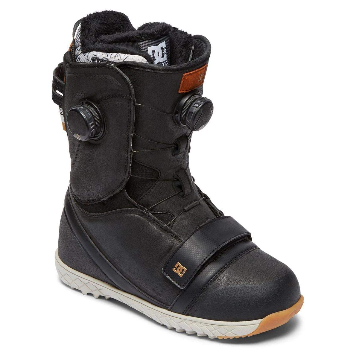 DC Shoes Women's Mora BOA Snowboard Boots Black 7.5 by DC