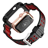 for Apple Watch 4 Band 44mm, Alritz Rugged