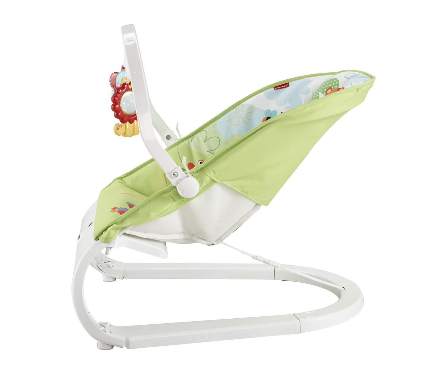 Fisher Price 4in1 Baby s First Essentials Kit with Kick N Play Gym
