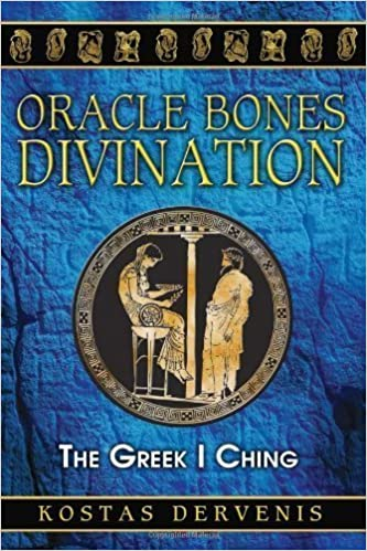 Book Oracle Bones Divination: The Greek I Ching by Kostas Dervenis (2013-12-26)