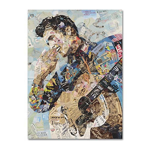 - All Shook Up by Ines Kouidis Wall Decor, 24 by 32