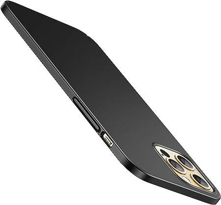 Humixx Kompatibel Mit Iphone 12 Pro Max Hülle 0 5mm Elektronik
