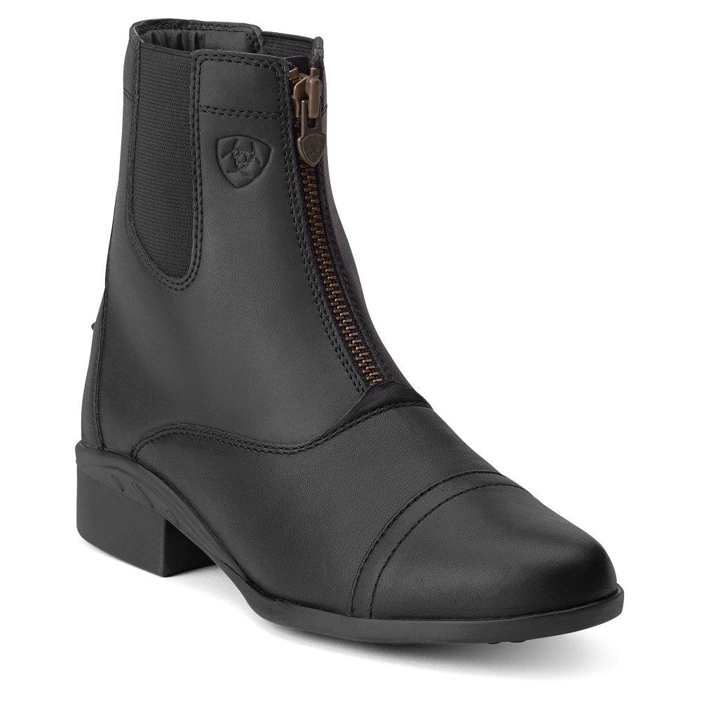 Ariat Womens Scout Zip Paddock B00F3M20KS 6 B / Medium(Width)|Black