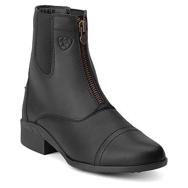Ariat Womens Scout Paddock 8 B / Medium(Width) Black