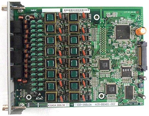 NEC UNIVERGE SV8100 16-PORT DIGITAL STATION CARD ()