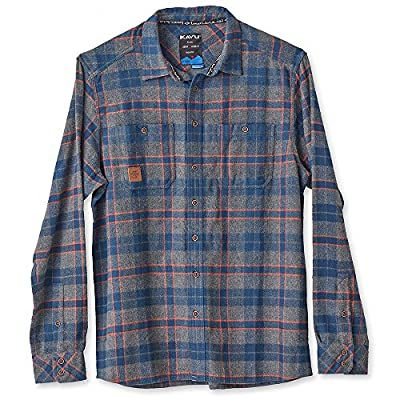 KAVU Men's Big Joe Long Sleeve Shirt