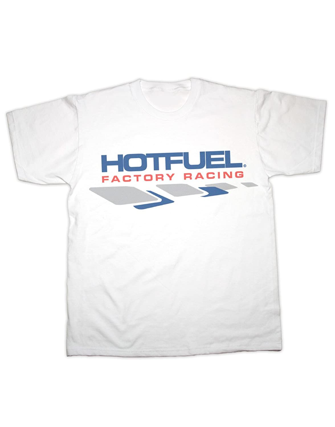 Hotfuel Factory Racing T-Shirt. All Sizes (Small - 5XL)