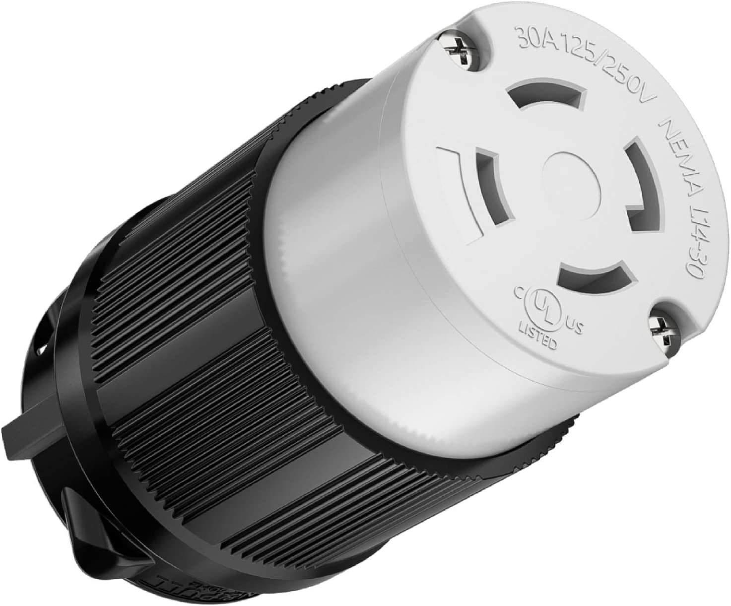 30Amp 125//250V Volt Male Female Twist Lock 4 Wire Plug Nema L14-30 Receptacle