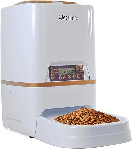 WESTLINK-6L-Automatic-Pet-Feeder-Food-Dispenser-for-Cat-Dog