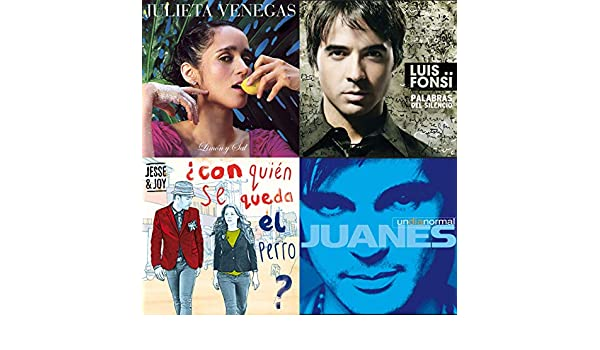 Latin For Work by Ricky Martin, Jesse & Joy, Juanes, Carlos Vives, Tommy Torres, Selena, Nelly Furtado, Christian Daniel, Maná, Son By Four, Laura Pausini, ...