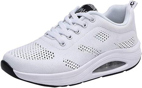 ღLILICATღ Zapatos Deporte Mujer Zapatillas Deportivas Correr ...