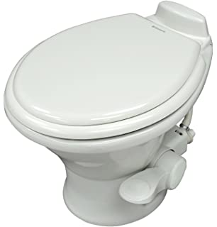 Amazon.com: Aqua-Magic Residence RV Toilet / Low Profile / White ...