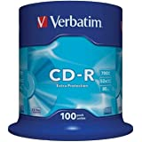 Verbatim - 100 x CD-R - 700 Mo ( 80 min ) 52x - spindle