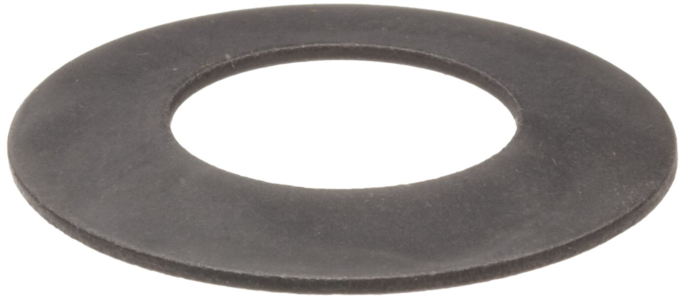 Metric Chrome Vanadium Belleville Spring Washers 36 millimeters Inner Diameter 71 millimeters Outside Diameter 4.6 millimeters Free Height 2.65 millimeters Compressed Height 5140 newtons Max. Load Pack of 10