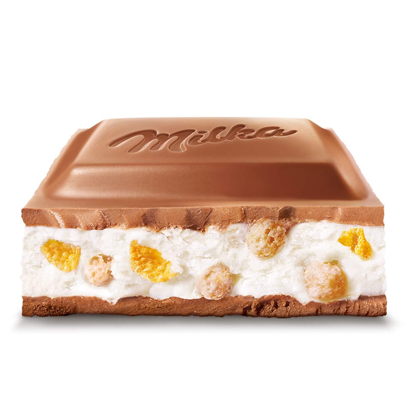 Milka Crispy de yogur, 4 unidades (4 x 300 g): Amazon.es: Alimentación y bebidas