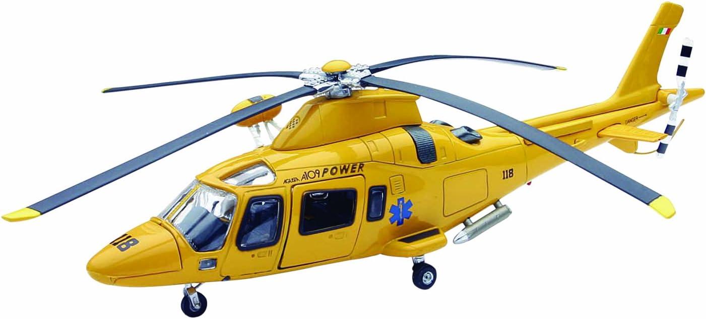 /Sky Pilote AgustaWestland AW 109/-118 Die cast /échelle 1: 43 Newray 25193/