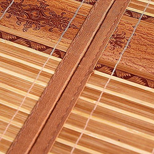ChengLao- Matelas frais, tapis de paille de couchage tapis de couchage d'été tapis de sol pliant dentelle chambre à coucher, 0.9/1.2/1.5/1.8m (Size : 1.2 * 1.9m)