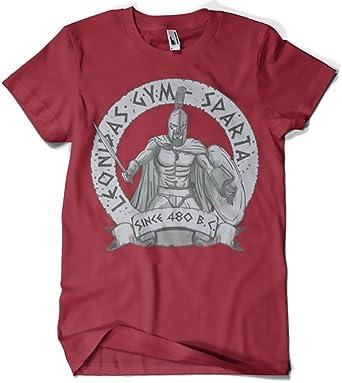 Camisetas La Colmena,224-Los 300 Leonidas Gym