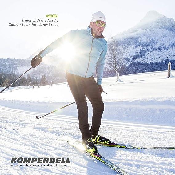 Komperdell Carbon Sports Nordic-Walking-Stöcke Nordicwalking Carbonstöcke