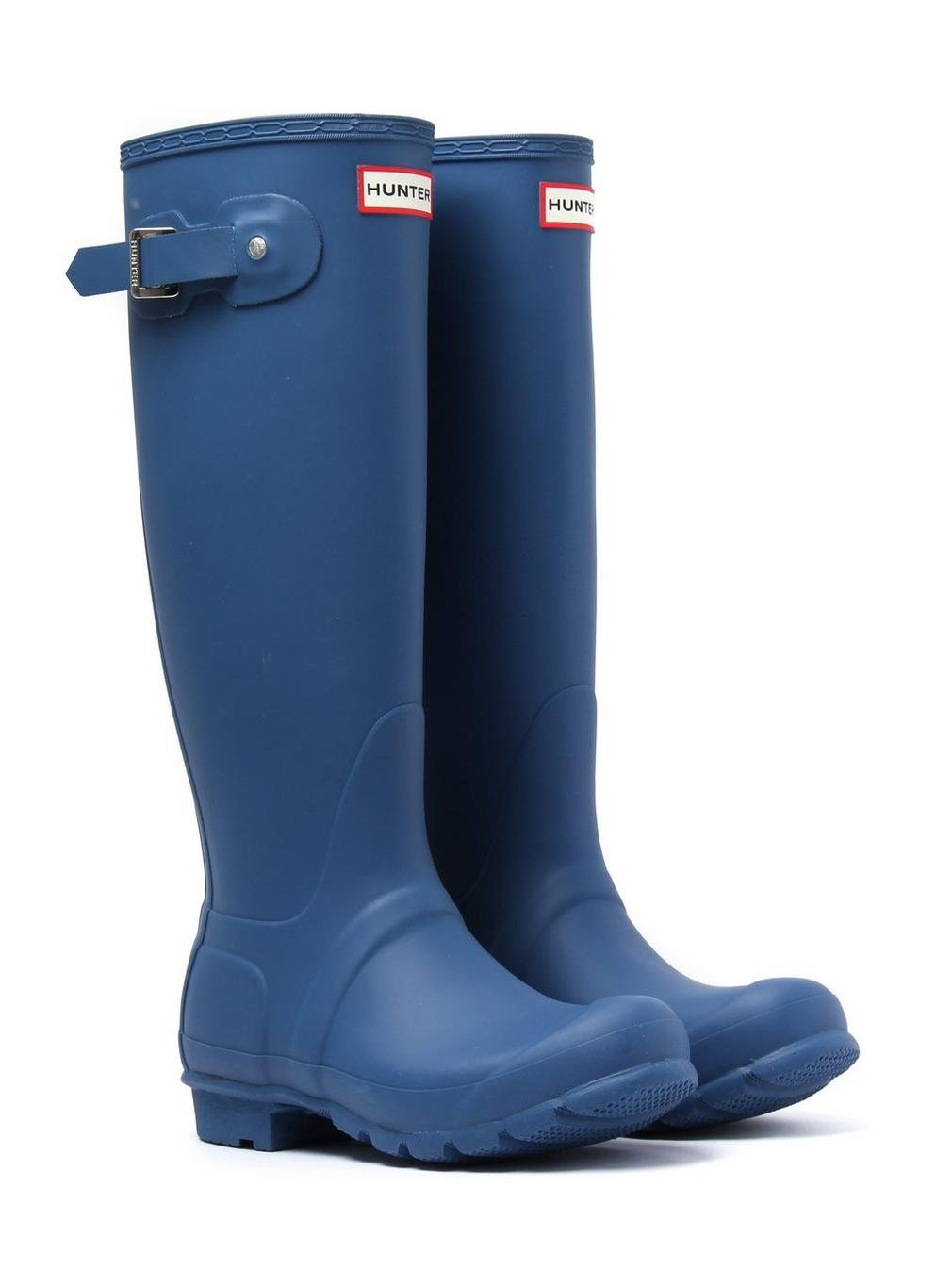 [ハンター] レインブーツ ORIGINAL WELLY [並行輸入品] W23177 B06ZYKJZYV 11|Dark Earth Blue Dark Earth Blue 11