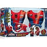 IMC Toys - 550902 - Mega Laser Set di Spiderman