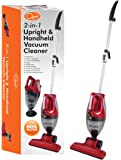 Quest 2-In-1 Upright/ Handheld Vacuum Cleaner, 800 Watt