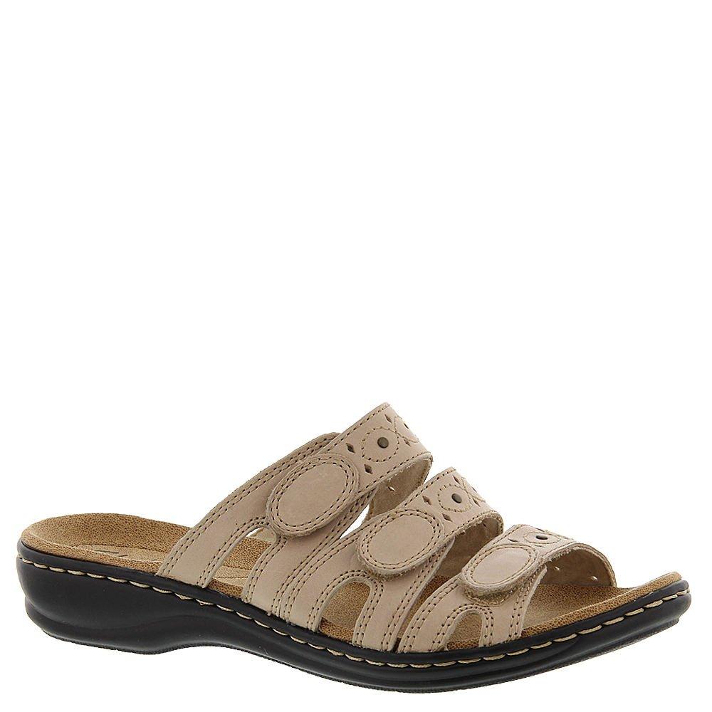 NUDE Clarks Women's Leisa Cacti Q Flat Sandals