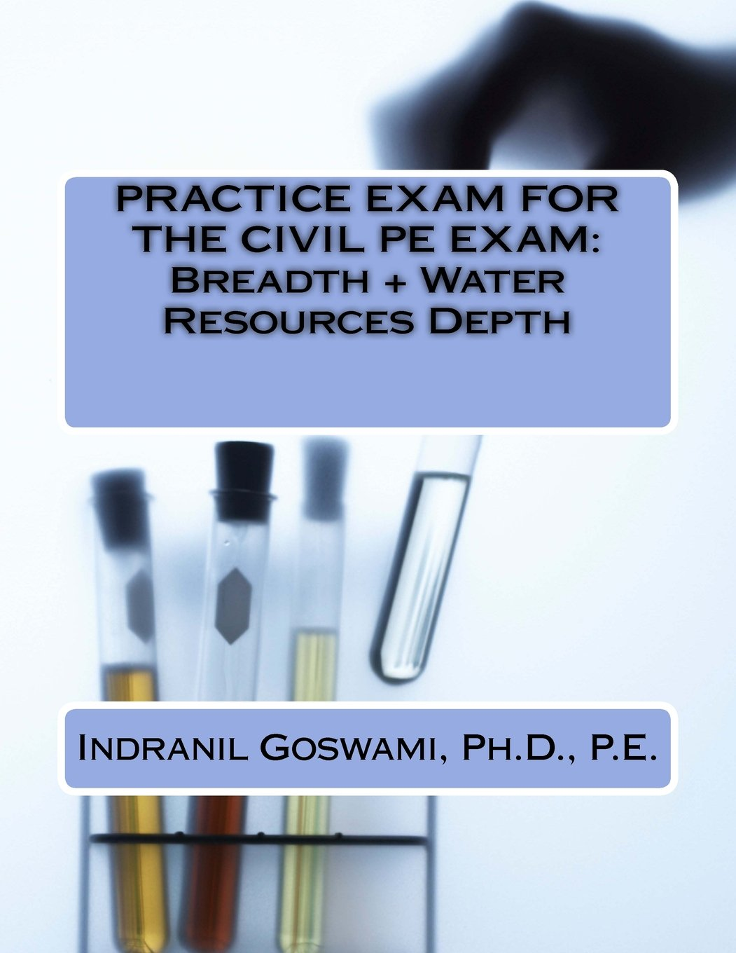Civil pe sample examination michael r lindeburg 9781591260059 practice exam for the civil pe exam breadth water resources depth sample exams fandeluxe Image collections