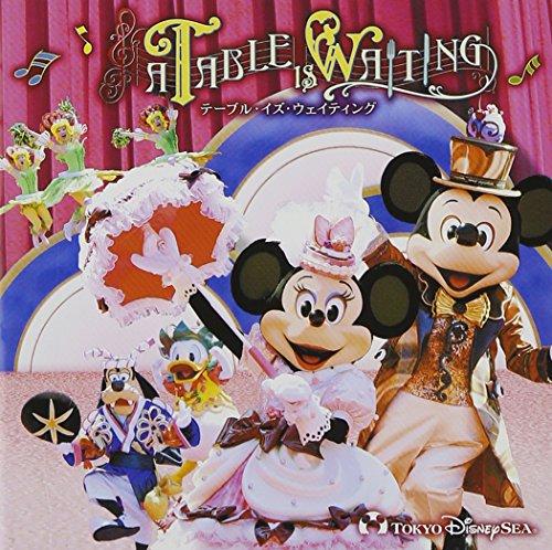 東京ディズニーシー(R) テーブル・イズ・ウェイティングの商品画像