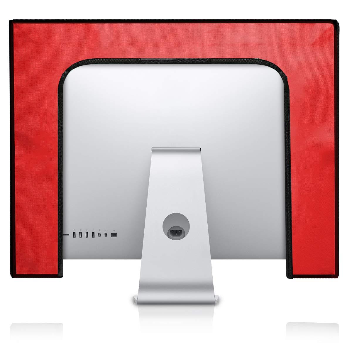 Protection d/écran PC pour 24-26 moniteur gris fonc/é kwmobile Housse /écran ordinateur 24-26 moniteur