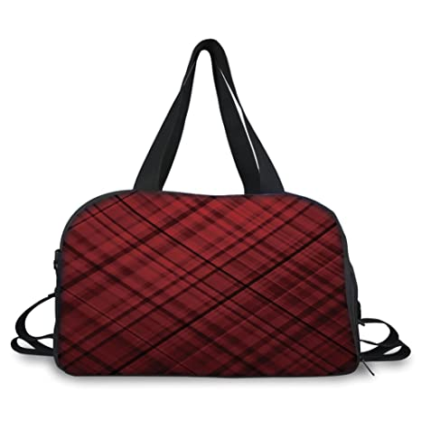 df7d1d0228 Amazon.com  iPrint Travel Handbag