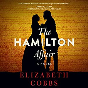 The Hamilton Affair Audiobook