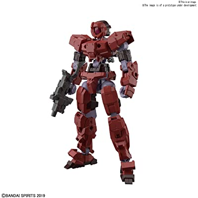 30 Minute Mission #07 eEMX-17 Alto Red, Bandai 30 MM: Toys & Games