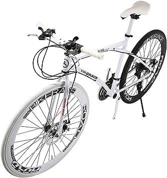 GPAN 26 Pulgada Bikes Bicicleta Montaña, Ligero MTB,24 Marchas,más ...