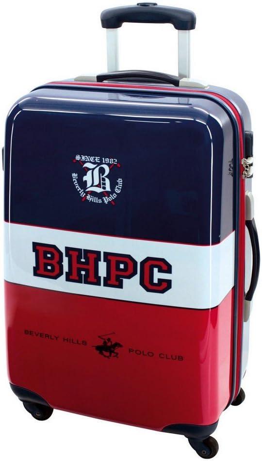 Beverly Hills Polo Club 5279251 Maleta, 62 litros: Amazon.es: Equipaje