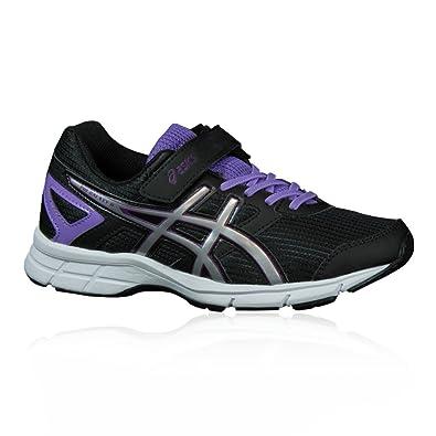 4d41214abfd4a ASICS Running Shoes Pre Galaxy 8 PS Black Purple Silver EU 28.5 (US K11)   Amazon.co.uk  Shoes   Bags