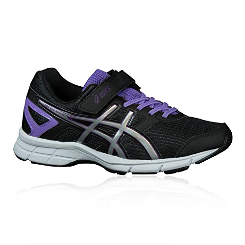 d4780a364 Asics Zapatillas de Running Pre Galaxy 8 PS Negro Lila Plata EU 28.5 (US  K11)  Amazon.es  Zapatos y complementos