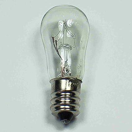 Amazon frigidaire 5304506475 refrigerator light bulb genuine frigidaire 5304506475 refrigerator light bulb genuine original equipment manufacturer oem part for frigidaire mozeypictures Images